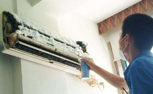 空调清洗方法步骤
