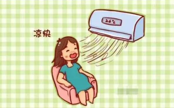 夏天长时间吹空调有什么危害